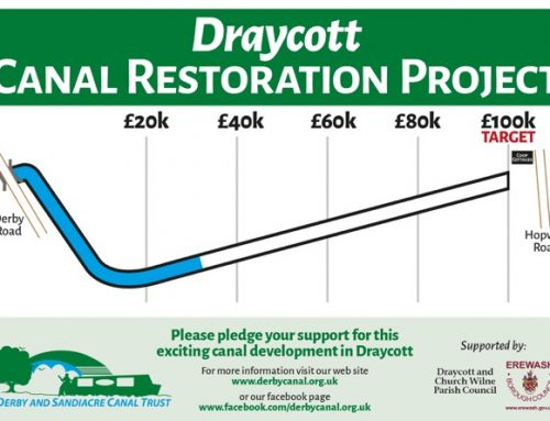 The Draycott Project – Pledge Your Support