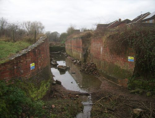 Crowdfunding appeal Borrowash Lock Restoration