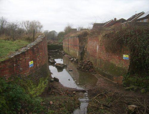 Crowdfunding appeal Borrowash Lock Restoration