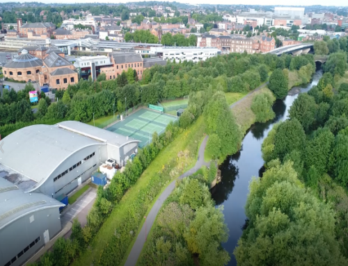 Rolls-Royce / Derby and Sandiacre Canal Trust Community Project – Microplastics in Rivers