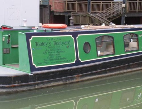 Tooley's Boatyard selected for Derwent River Boat