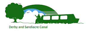 Derby and Sandiacre Canal Logo