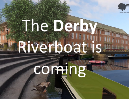The Derby River Boat is Coming! – River Boat Update #1